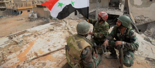 Un chef de Daech fait prisonnier par l'armée syrienne près de ... - sputniknews.com