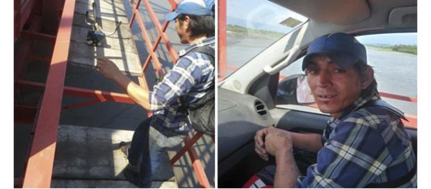 A atitude desse homem salvou a vida de duas crianças ( Reprodução - Facebook )