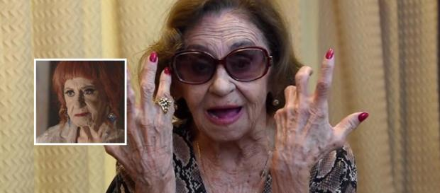 A atriz faz muito sucesso na Rede Globo ( Reprodução - Globo )