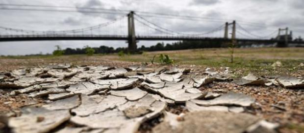 Además del calor, el año 2017 estuvo marcado por un fuerte déficit de precipitaciones en una gran parte del país.