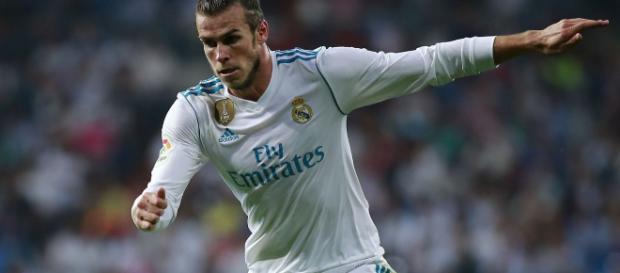 Bale amenaza con salir de Real Madrid