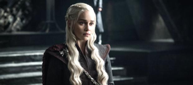 Daenerys Targaryen na sétima temporada de ''Game of Thrones''
