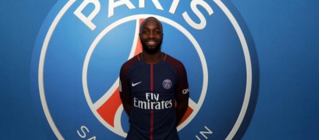 Diarra, nouvelle recrue du PSG