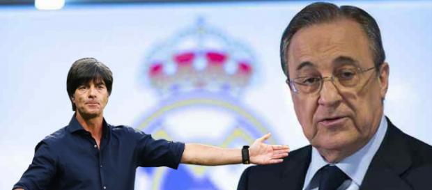 Joachim Low el entrenador favorito de Florentino Pérez