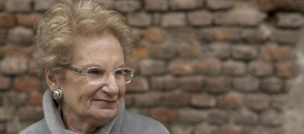 Liliana Segre parla della Shoah a pochi giorni dal Giorno della Memoria