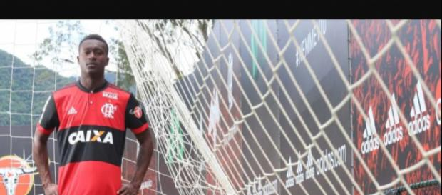 Marlos Moreno ya está en Flamengo