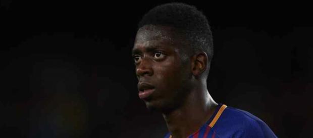 Ousmane Dembelé está se recuperando de lesão