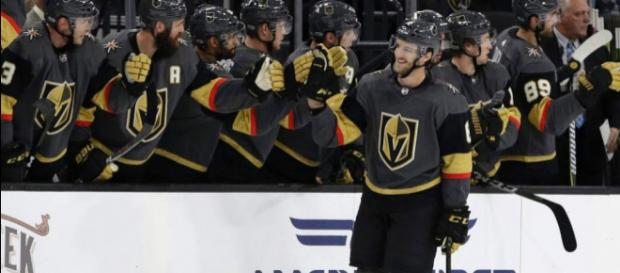 The Golden Knights are the hottest team in the NHL. - [Image via Vegas Golden Knights / YouTube screencap]