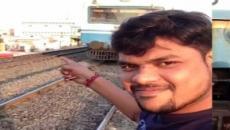 Em busca da selfie perfeita, homem é atingido por trem
