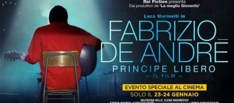 """Fabrizio De Andrè. Principe libero"""""""