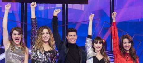 Finalistas de OT 2017 que podrían ir a Eurovision