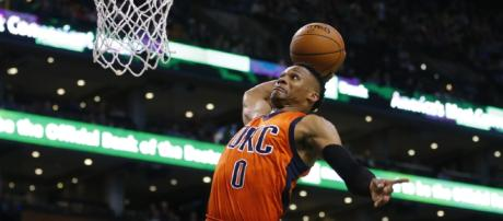 MUST WATCH: Russell Westbrook's Triple-Double Domination   Thunder ... - clutchpoints.com