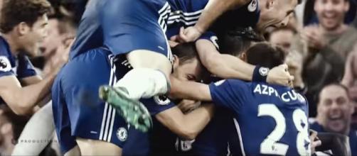 Chelsea FC - Champions of England 2017- Image credit - Daniel Katona | YouTube