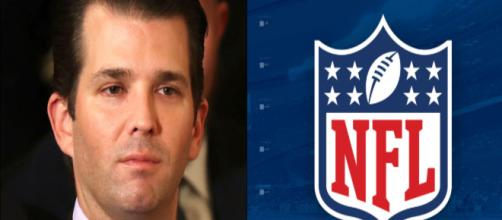 Donald Trump Jr., NFL, via Twitter