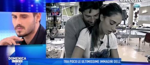 Francesco Monte si è innamorato all'Isola