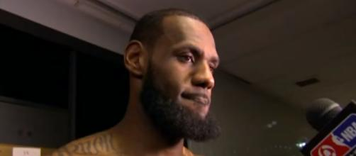 LeBron James on scoring 30,000 points: 'It's a special moment' | Image credit - ESPN | YouTube