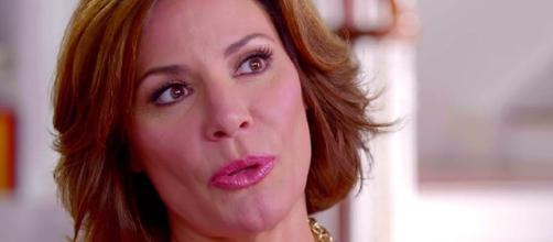 LuAnn de Lesseps appears on 'RHONY.' [Photo via Bravo/YouTube]