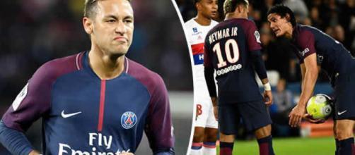 Neymar en el PSG ya no es lo que pensaba