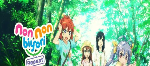Non Non Biyori Repeat, el anime