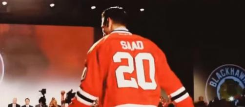 Saad returned to Chicago in the summer - image - Chicago Recap / YouTube