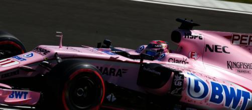Sergio Pérez espera un buen año en la F1 para aspirar a un equipo grande. Foto:Force India