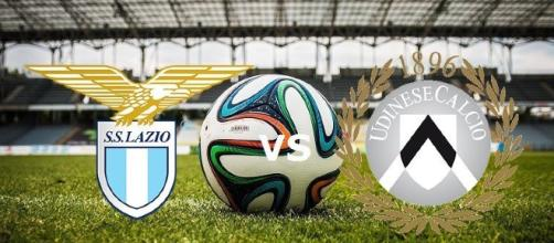 Streaming Calcio Live, Lazio-Udinese