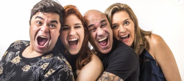 Família Lima faz estreia no BBB 18.(Foto Reprodução).