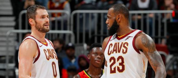 Can the Cavs overcome their defensive woes?   NBA ... - (Sportingnews/Youtube screencap)