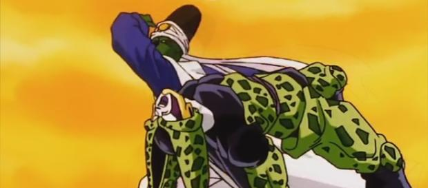 Dragon Ball Z - Paikuhan vs Cell