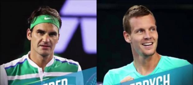 Federer llegó a su 14ª semifinal de Australia