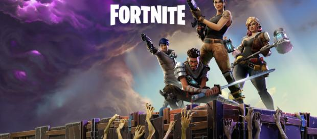 Fortnite Game | PS4 - PlayStation - playstation.com