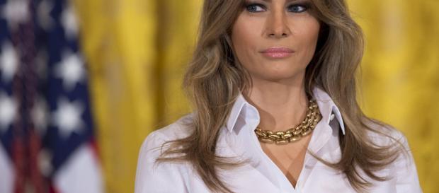 Melania Trump tiene programado dirigirse a familias de militares estadounidenses durante ... - politico.com