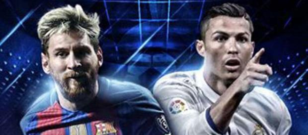 Messi e Ronaldo continuam debate do futebol