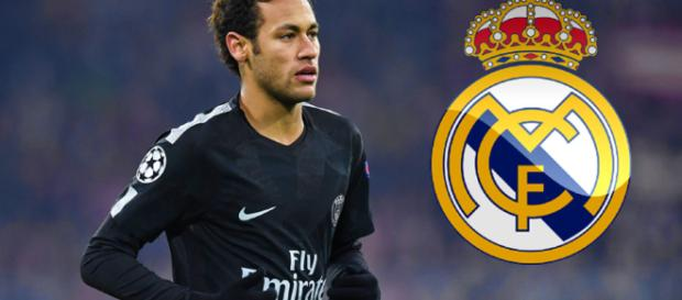 Neymar incómodo en el PSG, quiere irse al Real Madrid.