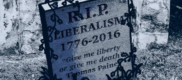 The strange death of liberal Britain' - theday.co.uk