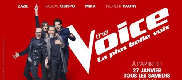 The Voice revient le 27 janvier sur TF1 !