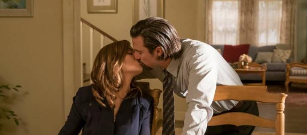 'This is Us' shows Rebecca and Jack from a screenshot