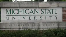Michigan State president leaves amid Nassar sex abuse case fallout