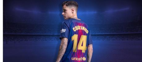 La llegada de Coutinho ha generado un problema en Barcelona