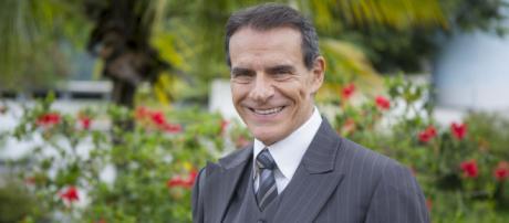 Mário Gomes se diz emocionado de voltar à Globo, depois de uma década. (Foto Reprodução).