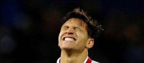 Alexis casi firma acuerdo para el Manchester City