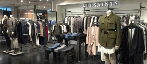 AllSaints debutta in Italia con Coin - Notizie : Distribuzione - fashionnetwork.com