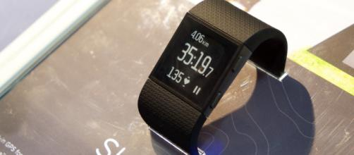 American military FitBit users are unintentionally revealing sensitive military information. Photo Credit: Flickr/Janitors Fitbit