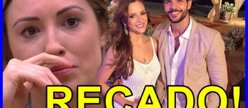 Ana Lúcia fala sobre atitude de Lucas no ''BBB18''