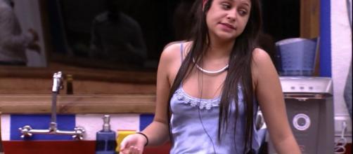 Ana Paula discutiu com Jéssica
