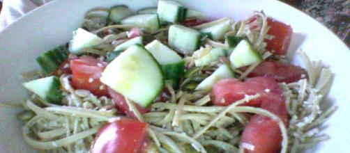 Carb-free pasta for 'My 600-Life'-inspired recipes   Marilisa Sachteleben