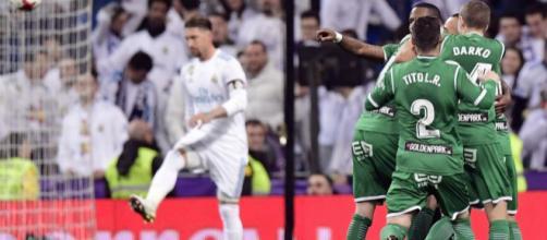 Crisis profunda en el Real Madrid