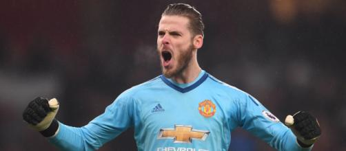 David de Gea posible fichaje para el Madrid