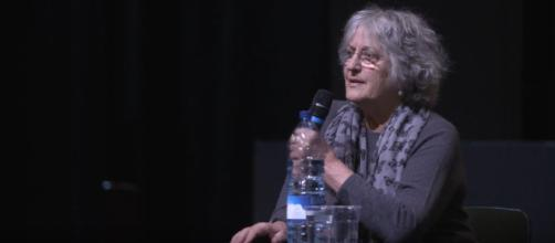 Feminism by Germaine Greer. [image source: Ecolintvideos/YouTube screenshot]