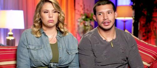 Kailyn Lowry and Javi Marroquin [Image via WeTV/Youtube screencap]
